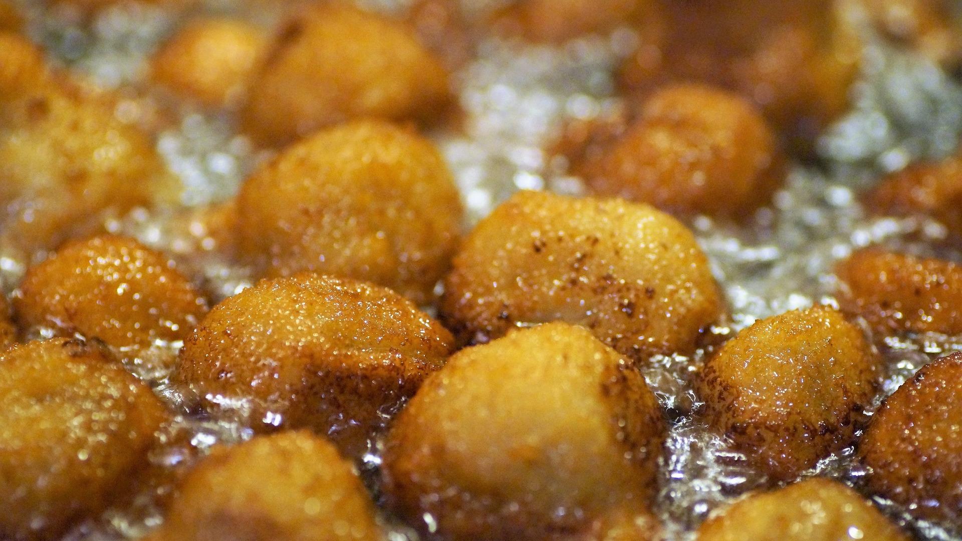 I fritti: sì, ma meno possibile, e le 8 regole per la salute