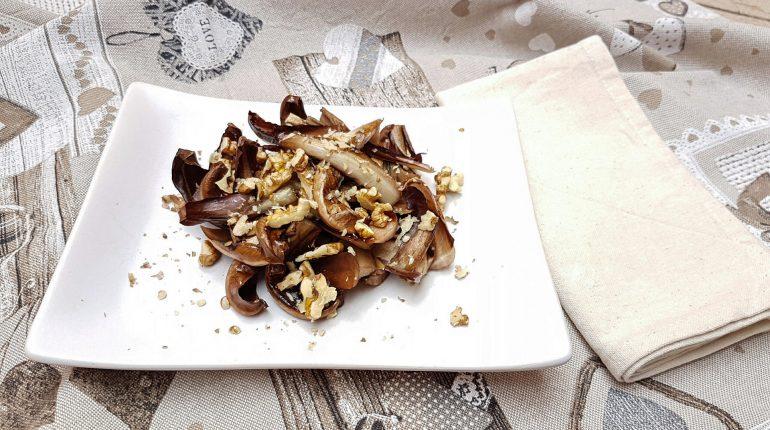Radicchio rosso al forno con noci: perché scegliere il tardivo di Treviso?