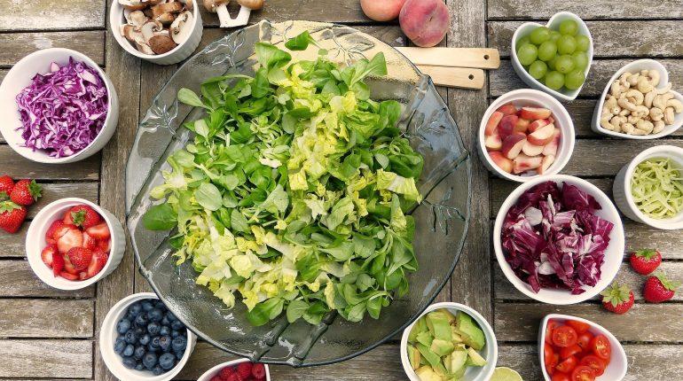 Frutta e verdura: meglio perdere il conto delle porzioni
