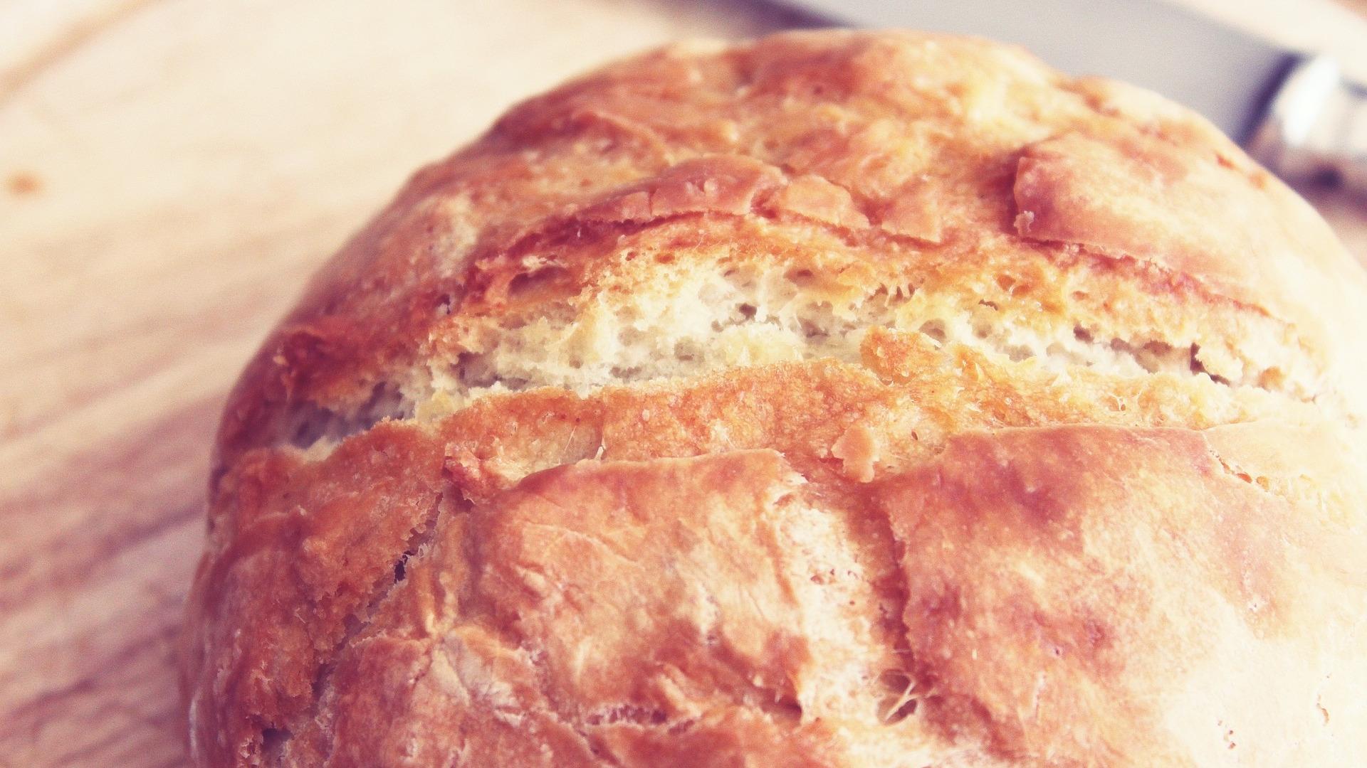 Il pane: è meglio se lo facciamo con la pasta madre?